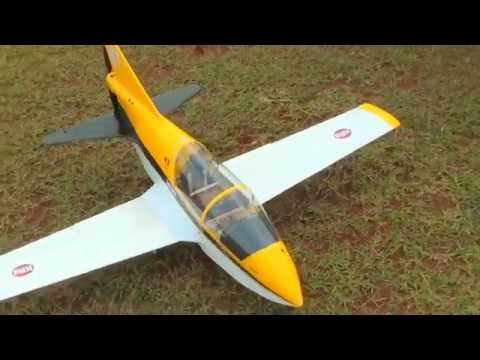 RC BD-5 Maiden Flight 1300 mm