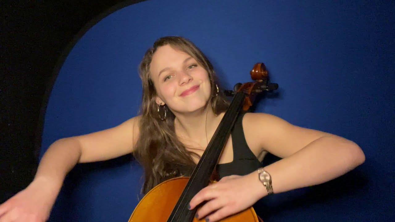 Toxic Cello Cover- Sydney Jo Gershon