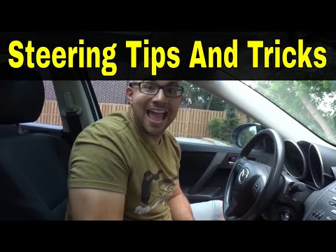 Tips And Tricks For Steering While Driving