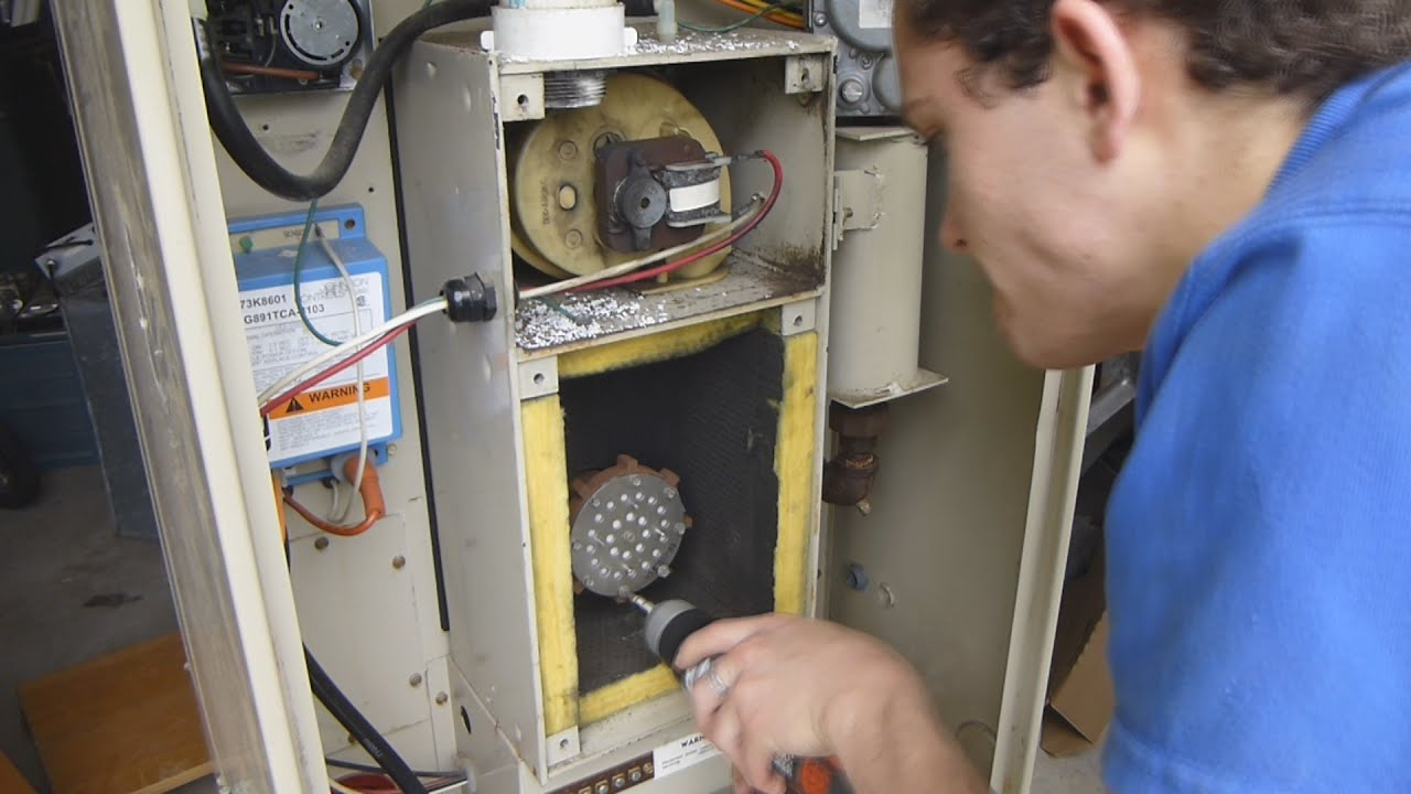 lennox furnace parts. taking apart the old explosion furnace - lennox pulse youtube parts