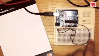 Arduino Video Tutorial 09: Tweak the Arduino Logo | RS Components(Subscribe and find out more about the new Arduino Starter Kit at http://ow.ly/e3WVr (remember to select your country). Find out more about this project at ..., 2012-11-20T07:56:44.000Z)