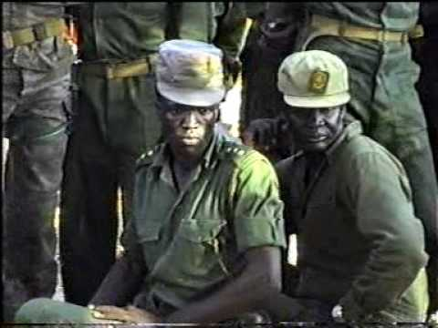 Salva Kiir guerrilla days in frontline- Rumbek part.3