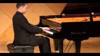 Joshua Hillmann plays Händel - Keyboard Suite No. 1 in B-flat Major HWV434.I-III