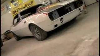 SEMA 2008 Projects: 1938 Chevy and 1967 Camaro V8TV-Video