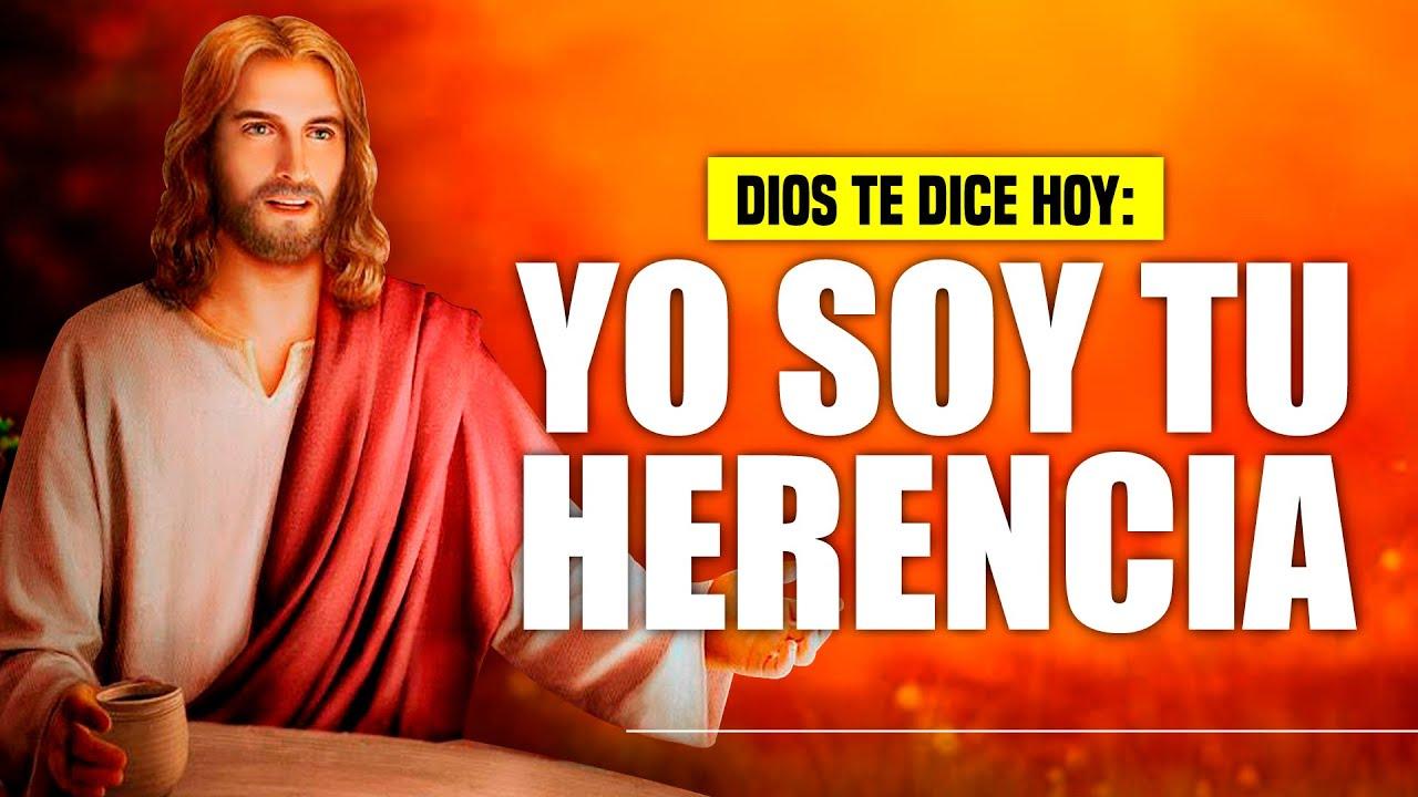 "@DIOS TE DICE HOY: 😇 ""𝗬𝗢 𝗦𝗢𝗬 𝗧𝗨 𝗗𝗜𝗢𝗦, 𝗛𝗔𝗭 𝗗𝗘 𝗠𝗜 𝗧𝗨 𝗛𝗘𝗥𝗘𝗡𝗖𝗜𝗔 𝗬 𝗧𝗨 𝗕𝗘𝗡𝗗𝗜𝗖𝗜𝗢𝗡"" 😇"