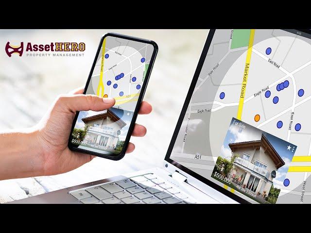 Asset Hero Property Management | Property Map