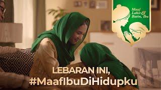 P&G #MaafIbuDiHidupku | #DiRuma...