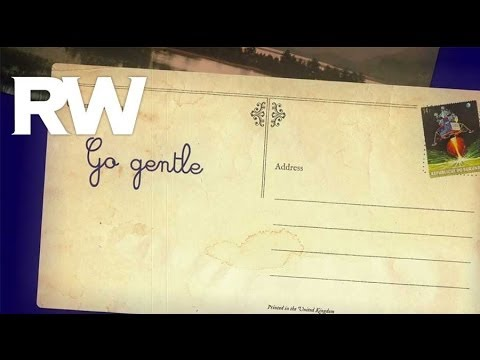 Robbie Williams   'Go Gentle'   Official Lyric Video