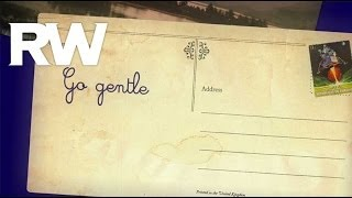 Repeat youtube video Robbie Williams | 'Go Gentle' | Official Lyric Video