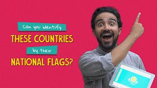 Can You Identify These Countries By Their National Flags?  | Ft. Kanishk & Aakansha | Ok Tested