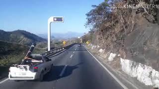 Momentos de tensão na descida da Serra das Araras 03 - Parte