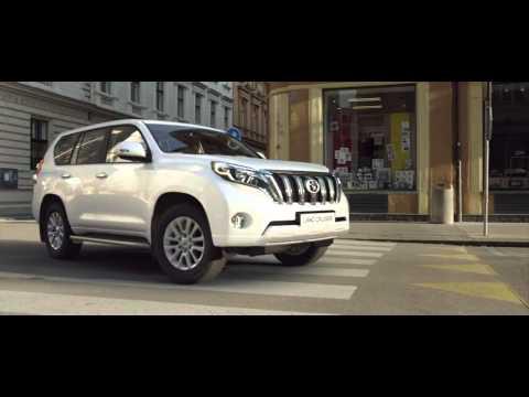 Land Cruiser Prado 2015 VX (Version Europea) - YouTube