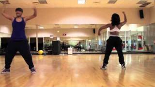 BUCKING Routine Tutorial by Trecia Knecole | Jermani Justice