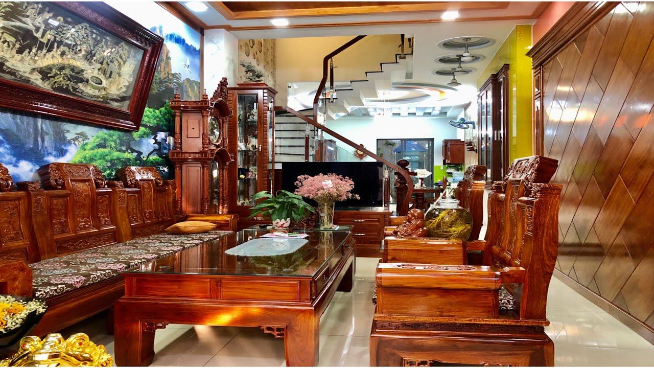 Bán nhà Gò Vấp( 151 )4.2m x 24m Nhà Đại Gia Gò Vấp rất đẹp cần bán gấp giá 7.8 tỷ