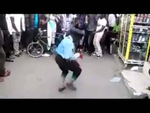 Dancing crazy to wizkid song show you the money