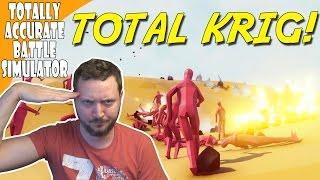 TOTAL KRIG! - Totally Accurate Battle Simulator dansk Ep 1