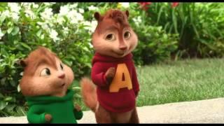 Элвин и бурундуки  Грандиозное бурундуключение. Смотреть онлайн HD
