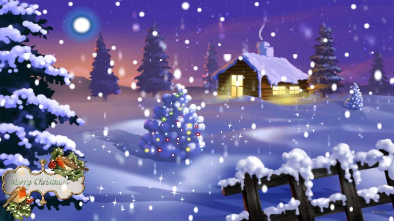 Merry christmas/ Christmas animation - YouTube