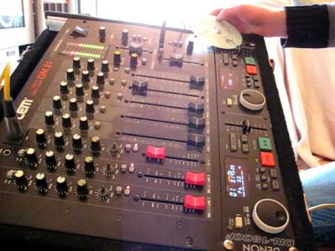 table de mixage lem 81
