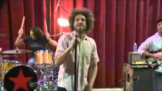 Rage Against The Machine - Killing In The Name Live on BBC Radio 5