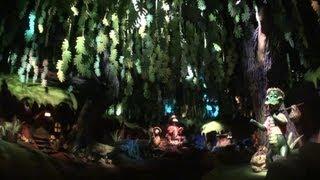 Tokyo Disney Land ☆Splash Mountain☆ Front row onride POV 初めから最...