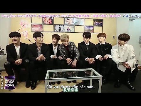 【中字】GOT7越南Zing Music Awards採訪