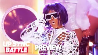 "Serayah Crushes ""Work It"" by Missy Elliott 