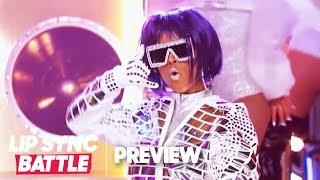 "Serayah Crushes ""Work It"" by Missy Elliott | Lip Sync Battle Preview"