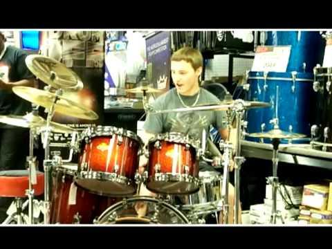 Guitar Center Drum Off 2009 Virginia Beach, VA