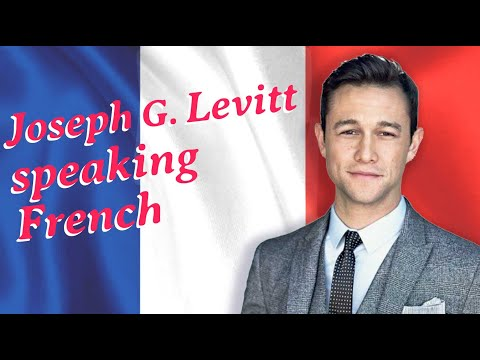 Reacting To Joseph Gordon Levitt Speaking French -  StreetFrench.org