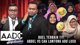 Download Video Abdel vs Cak Lontong Standup Comedy, Siapa Yang Lebih Lucu? MP3 3GP MP4