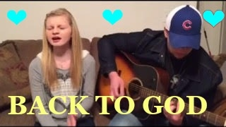 Reba McEntire Back To God Jaiden Huffman Cover thumbnail