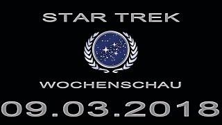 Star Trek Wochenschau - Karl Urban über nächsten Film - 2. Märzwoche 2018