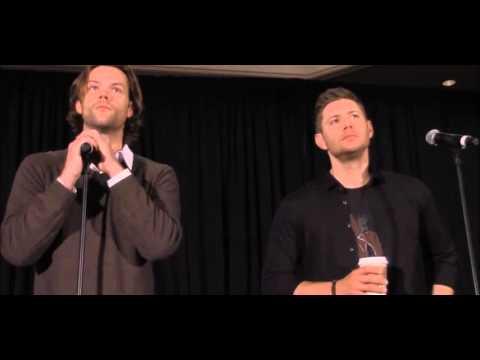 JaxCon GOLD Jared Padalecki and Jensen Ackles FULL Panel 2016 Supernatural