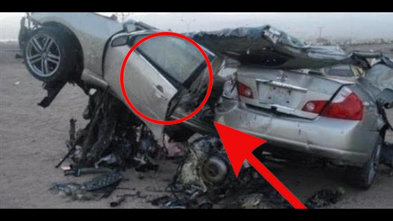 Terrible Car Crashes Videos