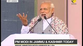 PM Modi in Kashmir: Modi to kick-start Zojila tunnel work