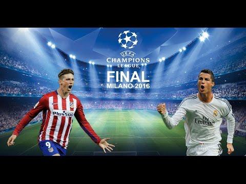 Real Madrid vs Atletico Madrid 2016 ● Champions League Final Promo HD