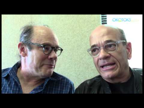 Ethan Phillips & Robert Picardo   Full Interview