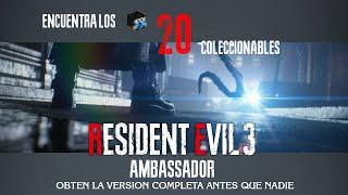 🔴 RESIDENT EVIL 3 DEMO | MINECRAFT | GAMEPLAYSMIX Y MILLANAHD