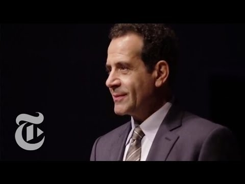 'Monk' Star Tony Shalhoub Performs a  from 'Act One'  Tony Awards 2014  The New York Times