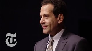 'Monk' Star Tony Shalhoub Performs a Scene from 'Act One' | Tony Awards 2014 | The New York Times