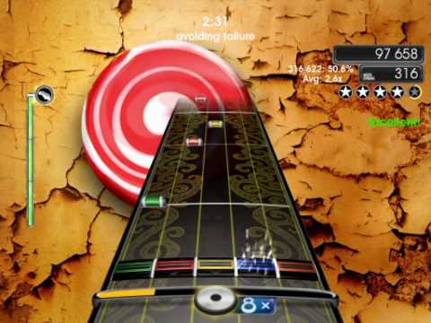 Poets of the Fall - Carnival Of Rust 100% (Expert Guitar) [FoFiX]