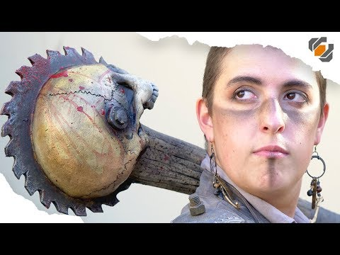5 EPIC last-minute Halloween Costumes - HOW TO
