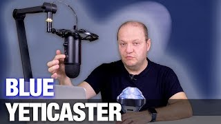 Blue Yeticaster : unboxing, installation et test