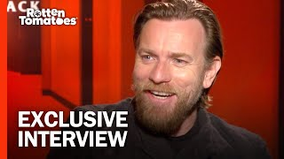 Ewan McGregor Says He Channeled Jack Nicholson For 'Stephen King's Doctor Sleep' | Rotten Tomatoes