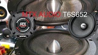MTX AUDIO T6S652  (INT)