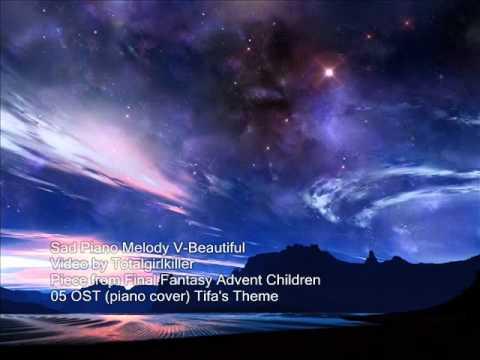 Sad Piano Melody V - The most beautiful piano song ever