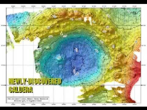 Exploring undersea volcanoes around Antarctica