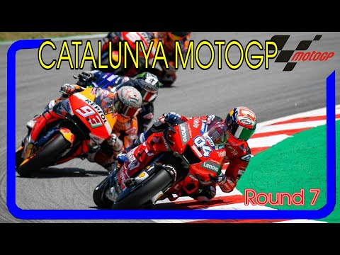 Catalunya MotoGP  Race Highlight and Comment Round 7