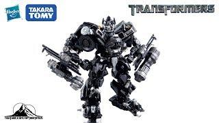 Transformers Movie Masterpiece MPM-06 IRONHIDE Video Review